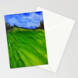 The Greens Stationery Cards