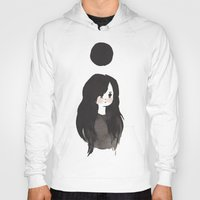dot Hoodies featuring Dot by Ulla Thynell
