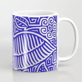 San Blas Island Pajaro - Blue Coffee Mug