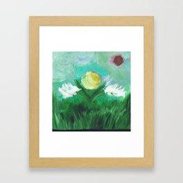 Abstract Scene Framed Art Print