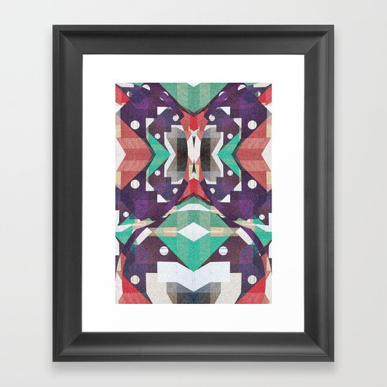 cisca Framed Art Print