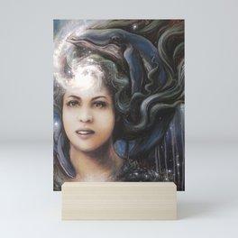 Mermaid's Reverie Mini Art Print