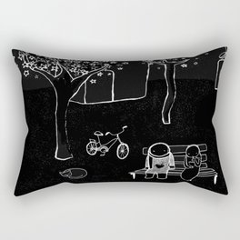 Nocturne Rectangular Pillow