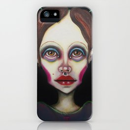 dendra iPhone Case