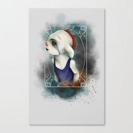 Superlamb Canvas Print