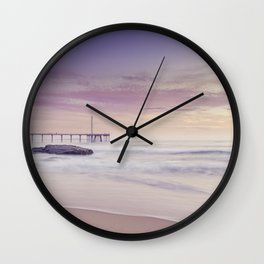 Summer Sunrise in Brazil Wall Clock