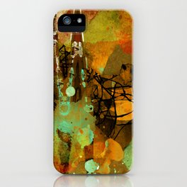 The last mohicans iPhone Case