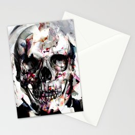 Surga Skull Stationery Cards