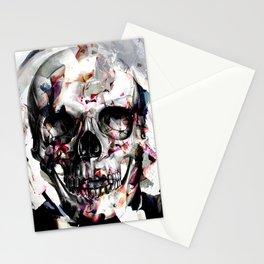 Surga Skull Stationery Cards