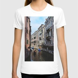 Venice the city of Canals T-shirt