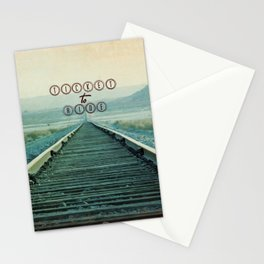 Ticket to Ride Stationery Cards
