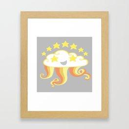 Carry Light Framed Art Print