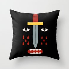Revenge Throw Pillow