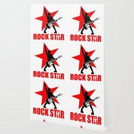 rock star Wallpaper | Society6