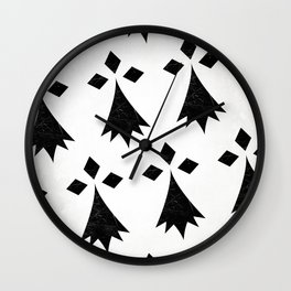 Breizh Flag Wall Clock