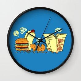 You got it? Wall Clock