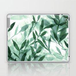 Changes Hunter Green Laptop & iPad Skin