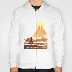 Journey On and On Hoody