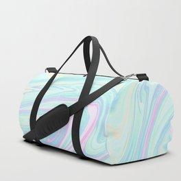 Bubblegum Marble Duffle Bag