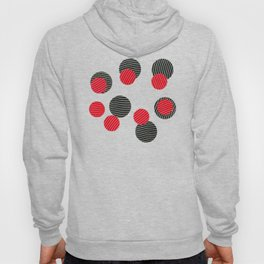 Spots and Stripes Hoody