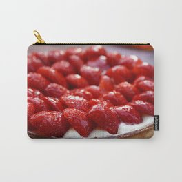 Strawberry Pie Carry-All Pouch