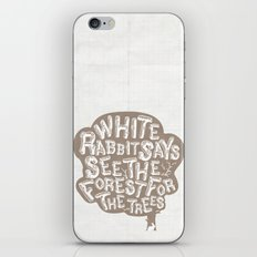 See the Forrest for the Trees iPhone & iPod Skin