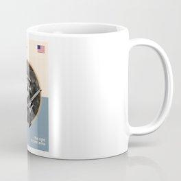 Support The Second Amendment Coffee Mug
