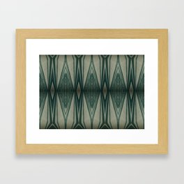 Green Room#1 Framed Art Print
