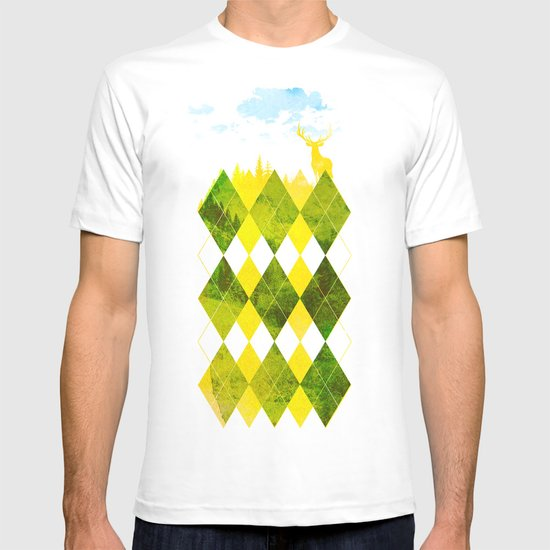 Elegant Forest T-shirt