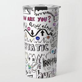 How are you? #1 Travel Mug