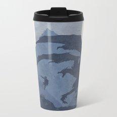 Skyrim (II) Metal Travel Mug
