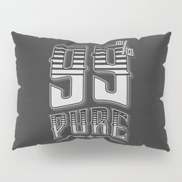 99% Pure Pillow Sham