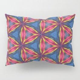 Triangle of Curve Pillow Sham
