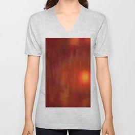 Epoch Sunset Unisex V-Neck