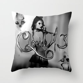 shedevil+ Throw Pillow