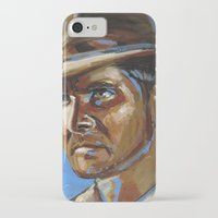 indiana jones iPhone & iPod Cases featuring Indiana Jones - Harrison Ford by Buffalo Bonker