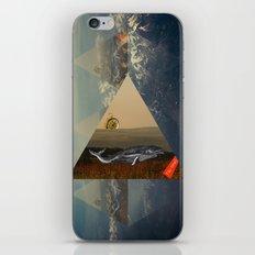 Run, whale, run!! iPhone & iPod Skin