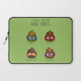 Turdles (Not in Half-Shells) Laptop Sleeve
