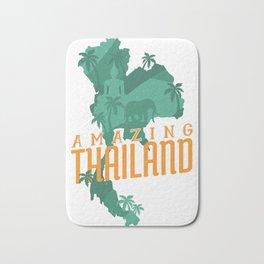 Amazin Thailand Bath Mat