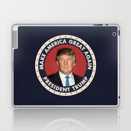 President Trump Laptop & iPad Skin