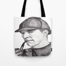 Sherlock Tote Bag
