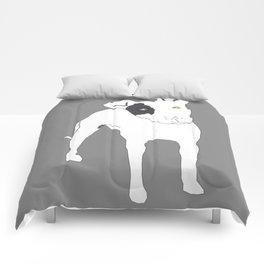 Pittie Pride Comforters