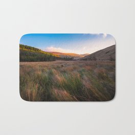 Orange Mountains - Ireland ( RR 258) Bath Mat