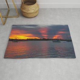 Jensen Beach Sunset Rug