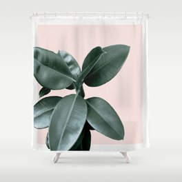 Decorum III Shower Curtain