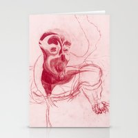 spawn Stationery Cards featuring Spawn by Robert Cooper