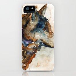 WOLF#1 iPhone Case