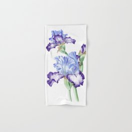Iris Hand & Bath Towel