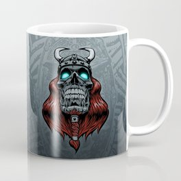 Valhalla Awaits Coffee Mug