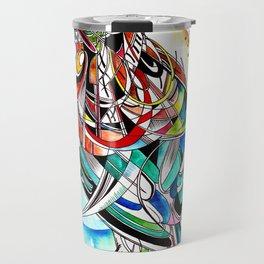 Geometric Tui Travel Mug